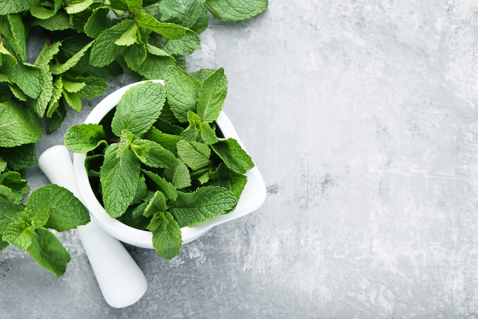 Tropical Mint | Hit The Reset Button With These X Detox Juice Recipes