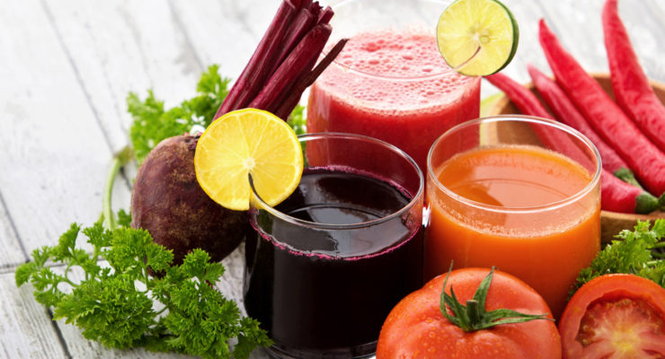 Vegetable Juice | 5 Most Important Health Benefits Of Juicing Vegetables
