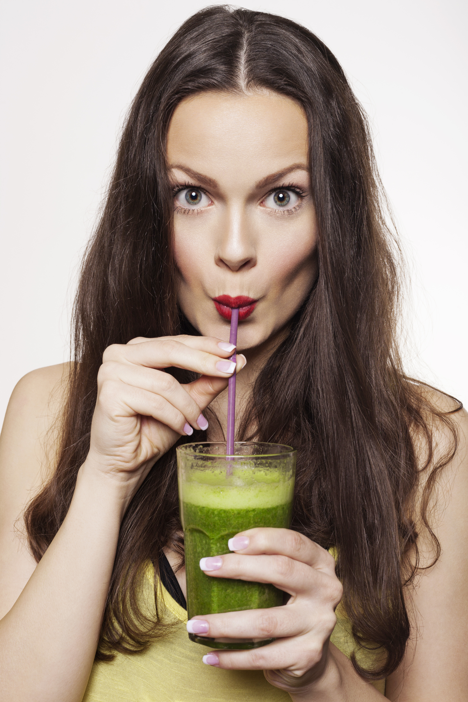 Woman Drinking Juice | 5 Easy and Tasty Juicing Recipes For Beginners