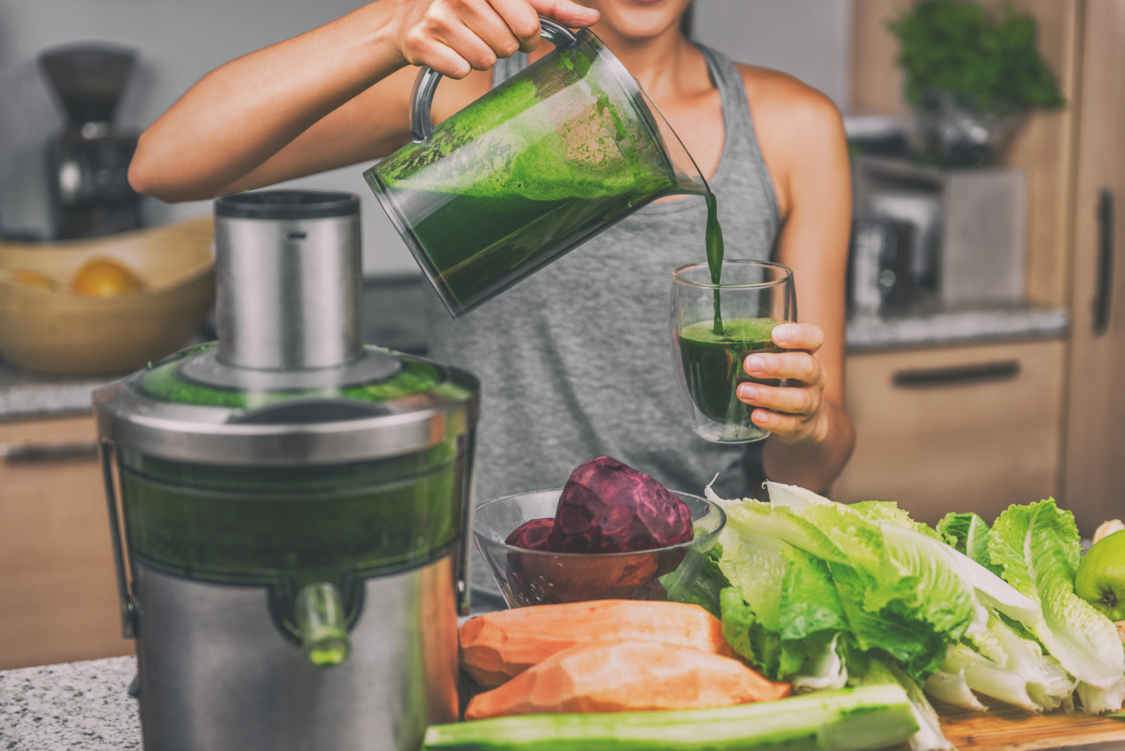 Supercharge Juicing Recipe | Supercharge Your Juicing Recipes With These Supplements