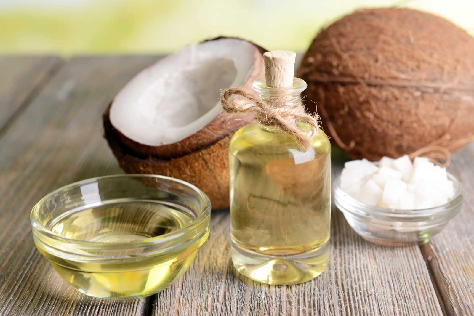 Coconut Oil | Supercharge Your Juicing Recipes With These Supplements
