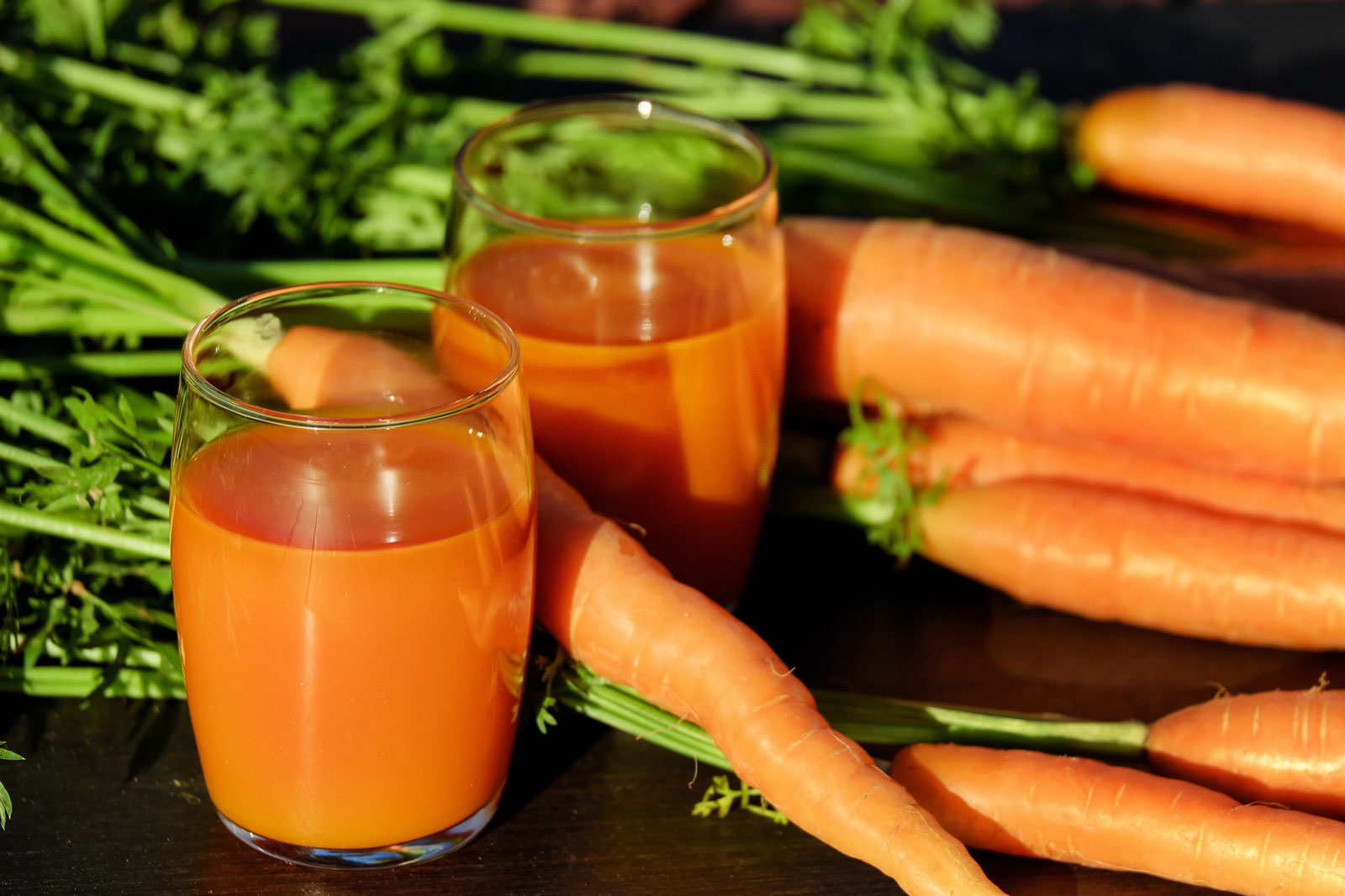 Carrots | The Best Fruits and Vegetables for Juicing With 3 Ingredients