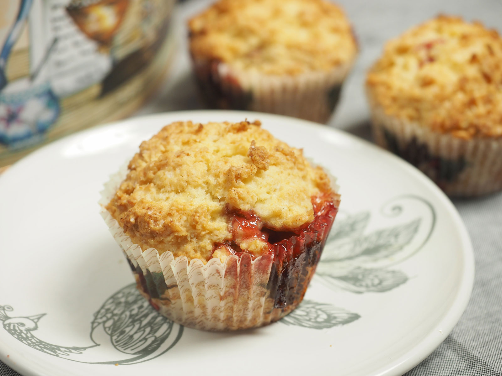 Muffin | 9 Creative Ways To Use Your Leftover Juicing Pulp