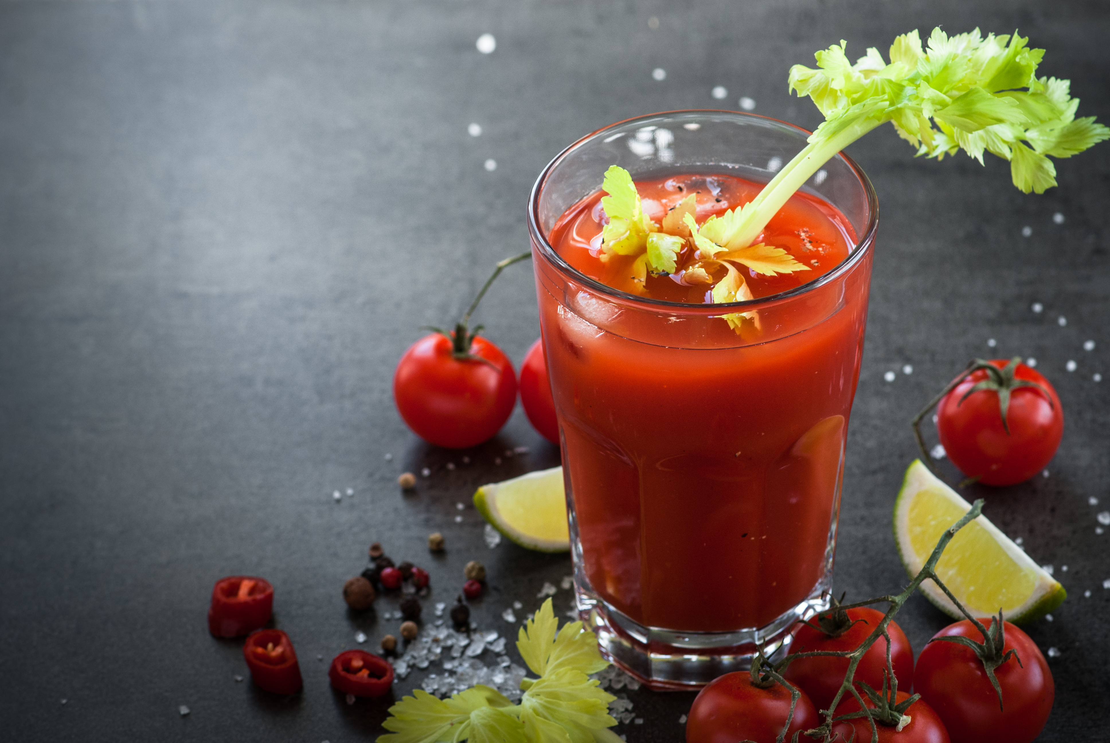 Bloody Mary | The 6 Amazing Benefits Of Juicing Cucumber