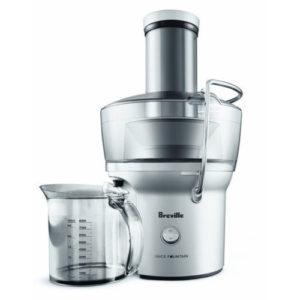 BJE200XL Compact Juice Fountain 700-Watt Juice Extractor by Breville