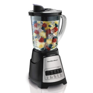 Power Elite Electric Blender with 12 Blending Functions by Hamilton Beach