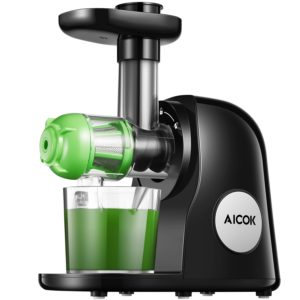 Slow Masticating Juicer Extractor by AICOK