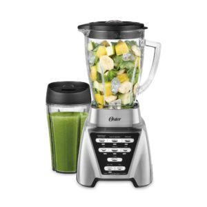 Blender Pro 1200 with Glass Jar and 24-Ounce Smoothie Cup by Oster