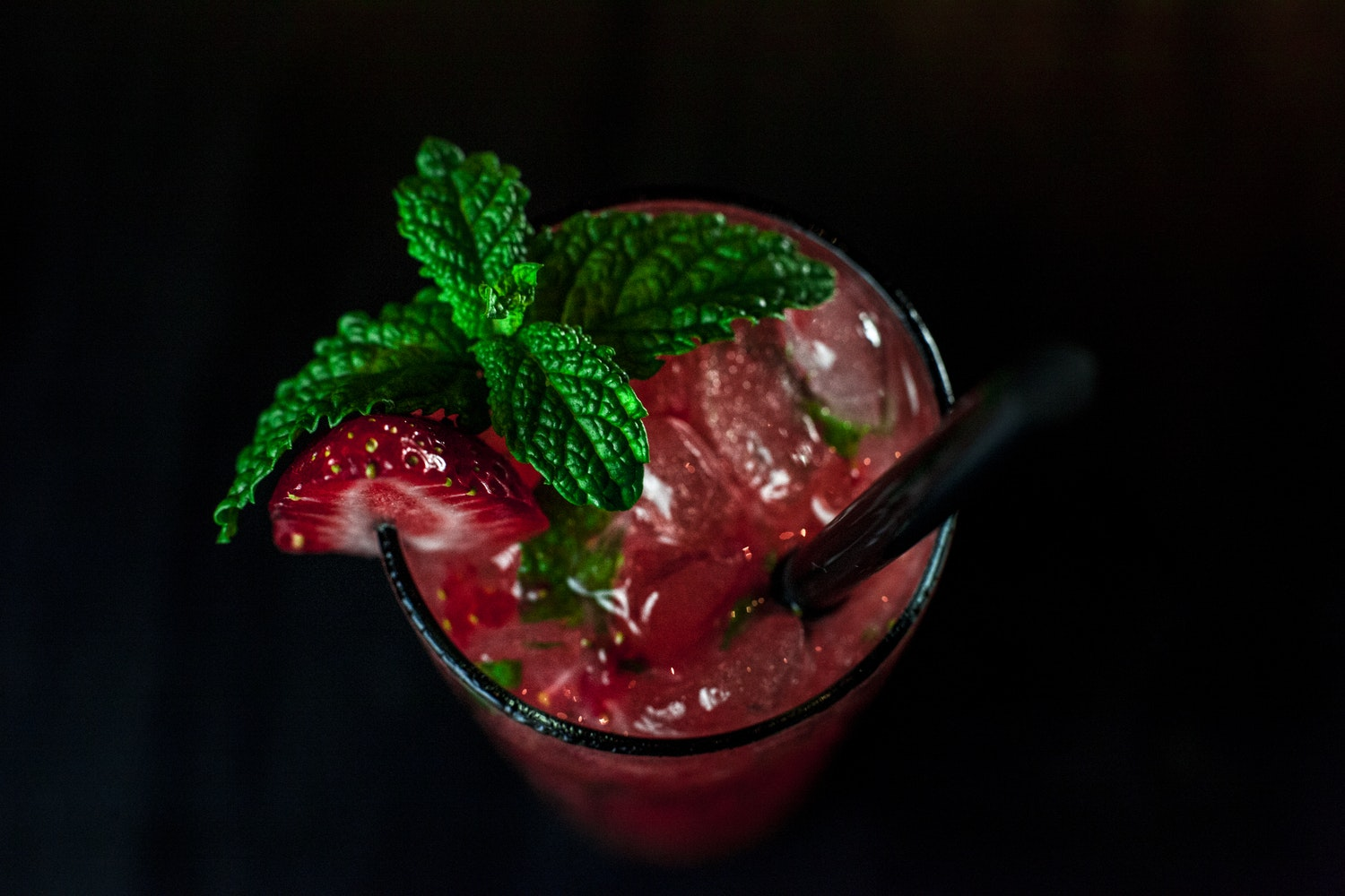 Strawberry Juice | Juicing For A Hangover: 5 Recipes For After A Long Night Out