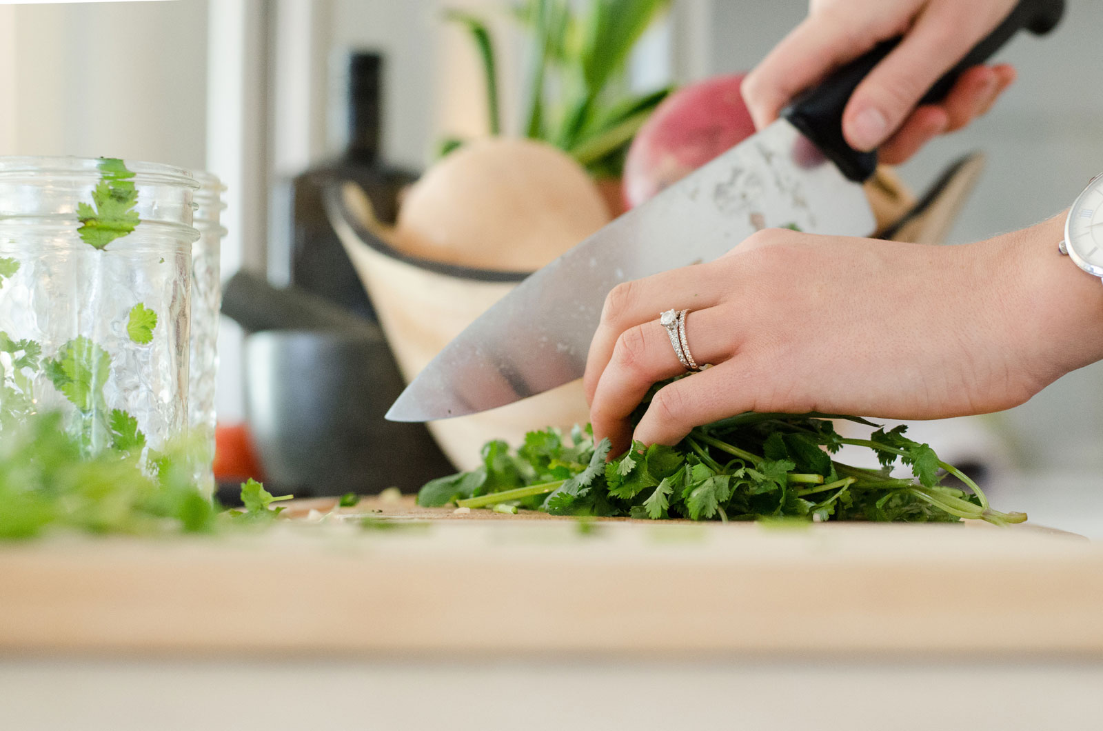 Chopping Vegetable | What Does Cold Pressed Juice Even Mean?