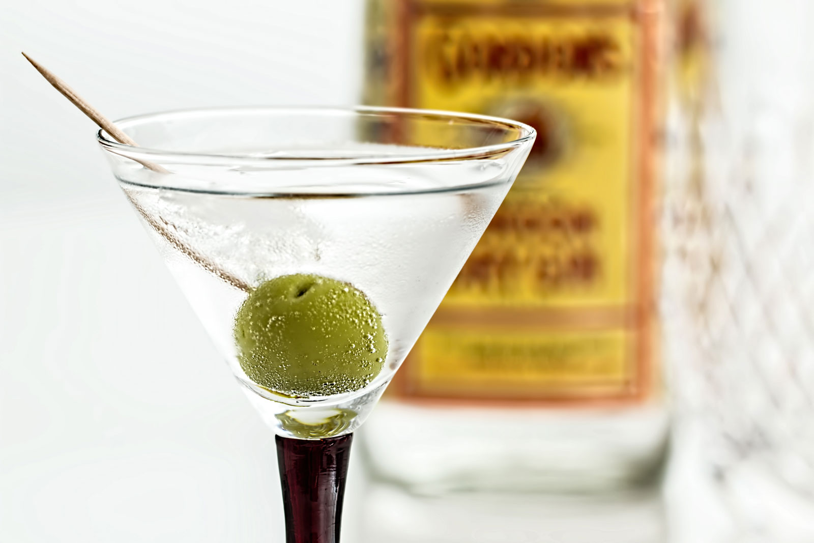 Dirty Martini   Healthy Happy Hour With These Vegetable Juice Cocktails