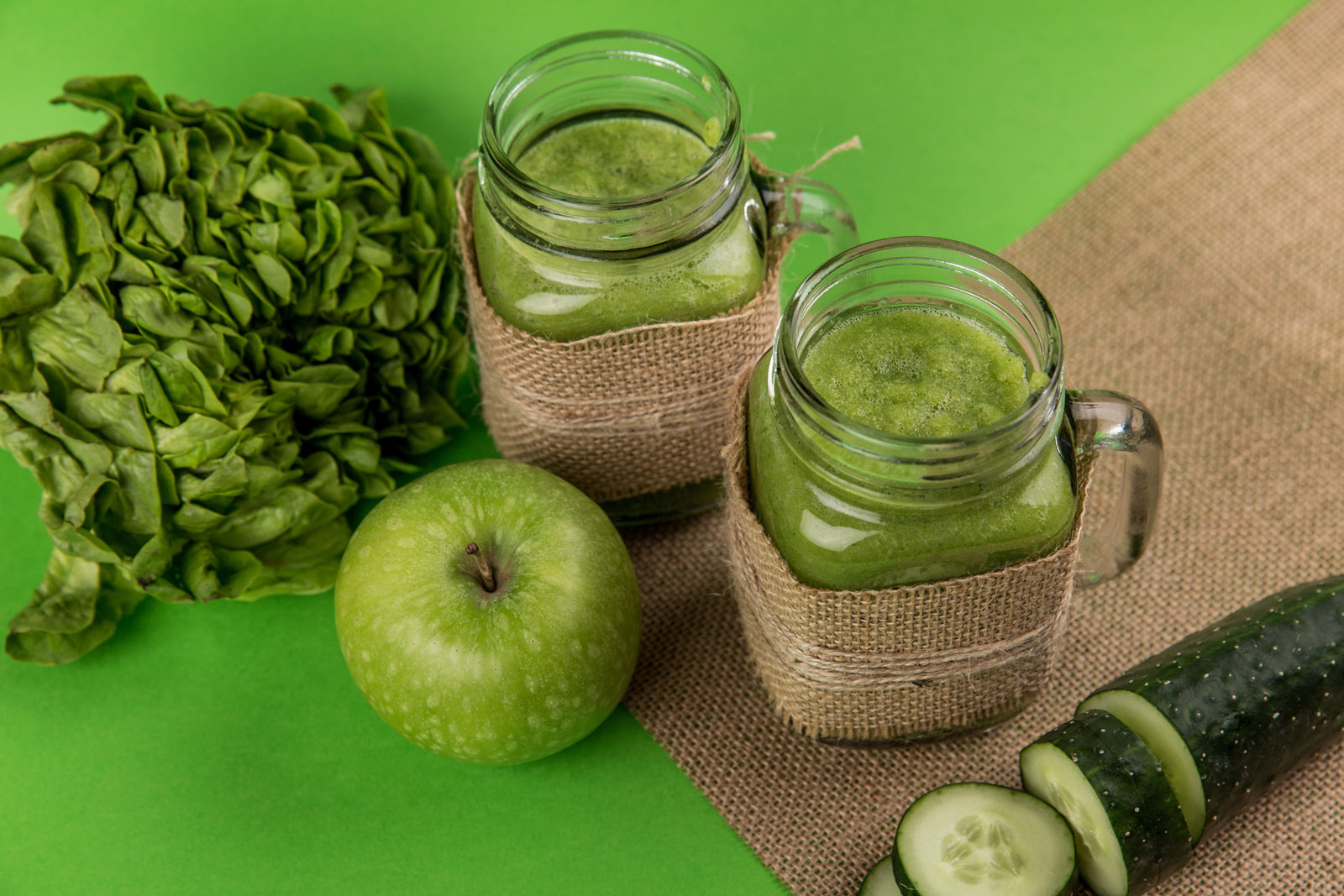 Apple and Cucumber Juice | The 6 Proven Benefits Of Juicing Ginger